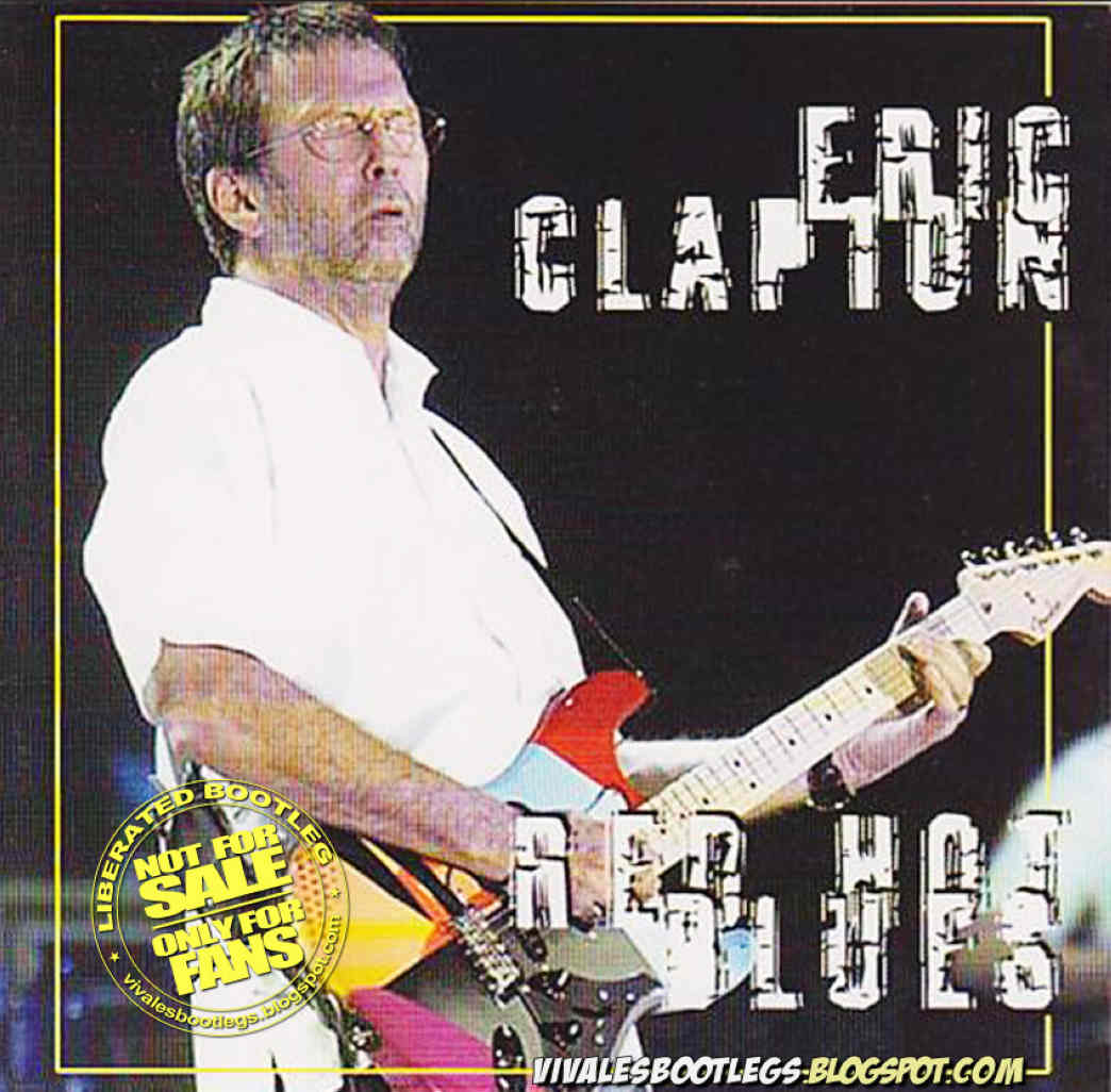 Cocaine Live Eric Clapton: Eric Clapton: Red Hot Blues. Odyssey Arena, Belfast