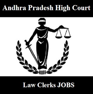High Court of Judicature at Hyderabad for the States of Telangana and Andhra Pradesh, The High Court of Judicature at Hyderabad, HC Hyderabad, Telangana, AP, Andhra Pradesh, High Court, Law Clerk, Graduation, freejobalert, Sarkari Naukri, Latest Jobs, hc  hyderabad logo