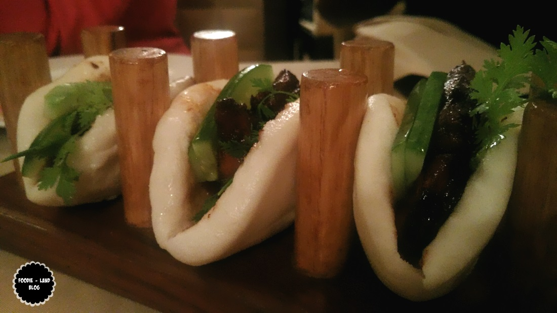 Chicken fatty bao @ Hunan | Koramangala | Bangalore