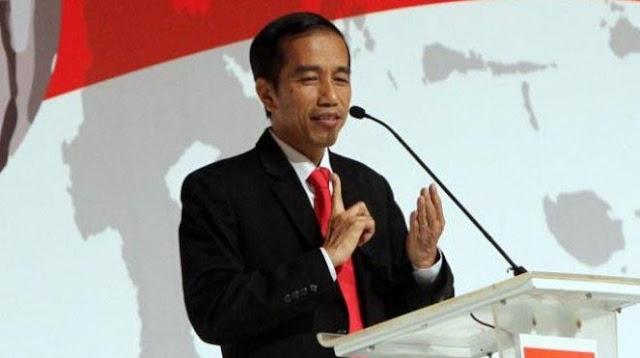 Jokowi: Kita Ini Senengnya yang Kaya Saracen