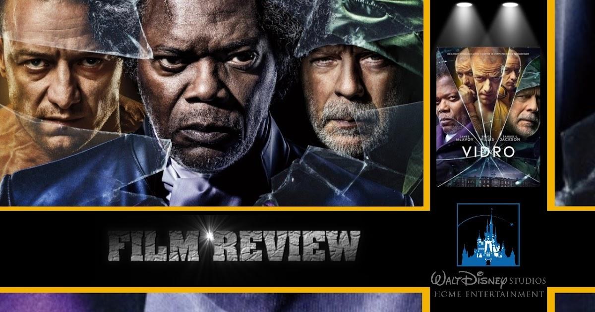 Tem Na Web - VIDRO (2019) - FILM REVIEW