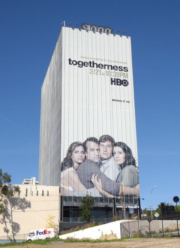 Giant Togetherness season 2 billboard