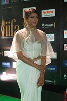 Lakshmi Prasanna in Transparent Saree Spicy Sleeveless Choli at IIFA Utsavam Awards 2017  Day 2  Exclusive 02.JPG