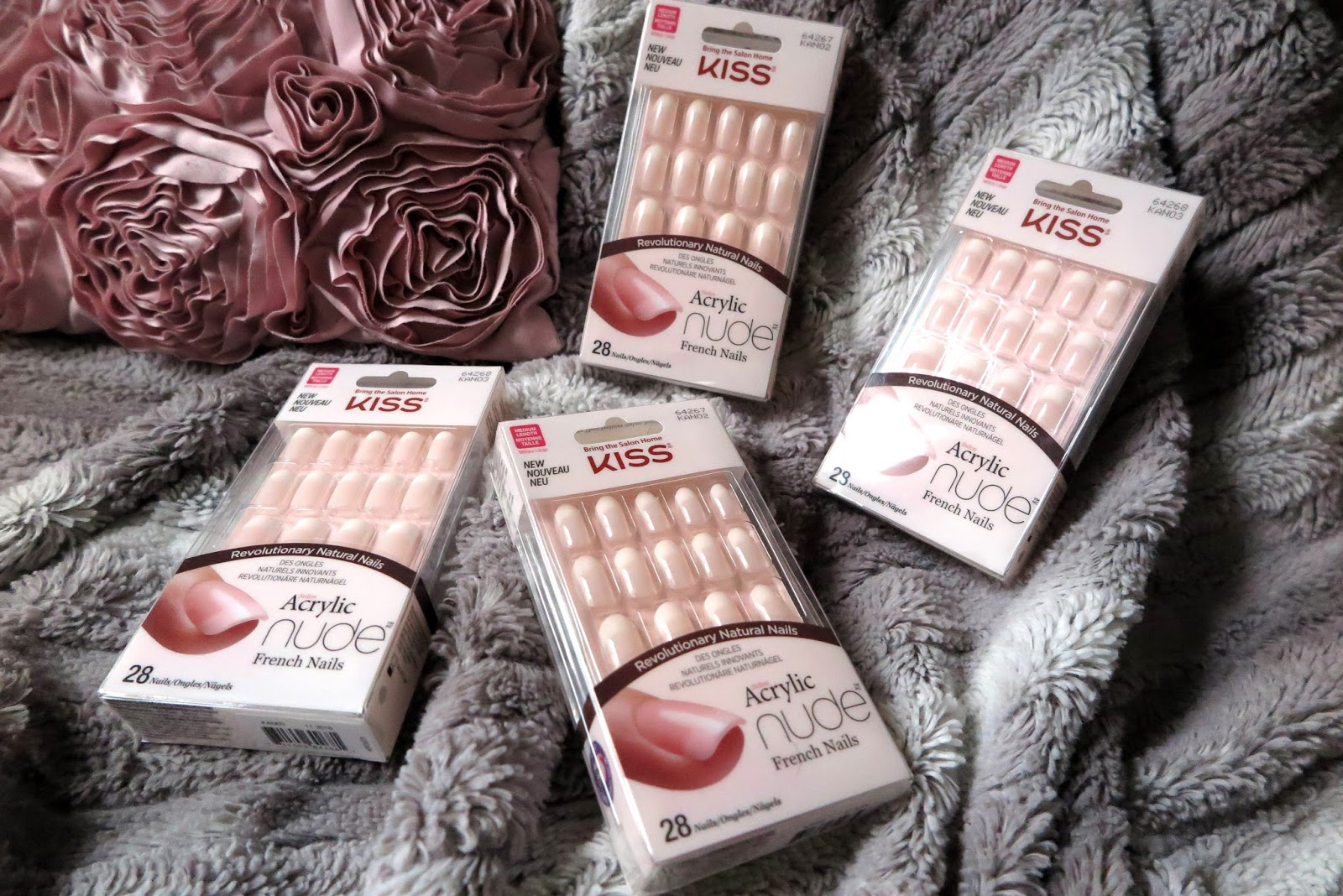 Kiss French Nails Im Test Review Hearttobreathe
