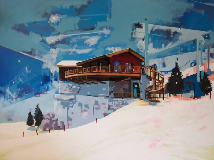 Британский художник. Andy Allen