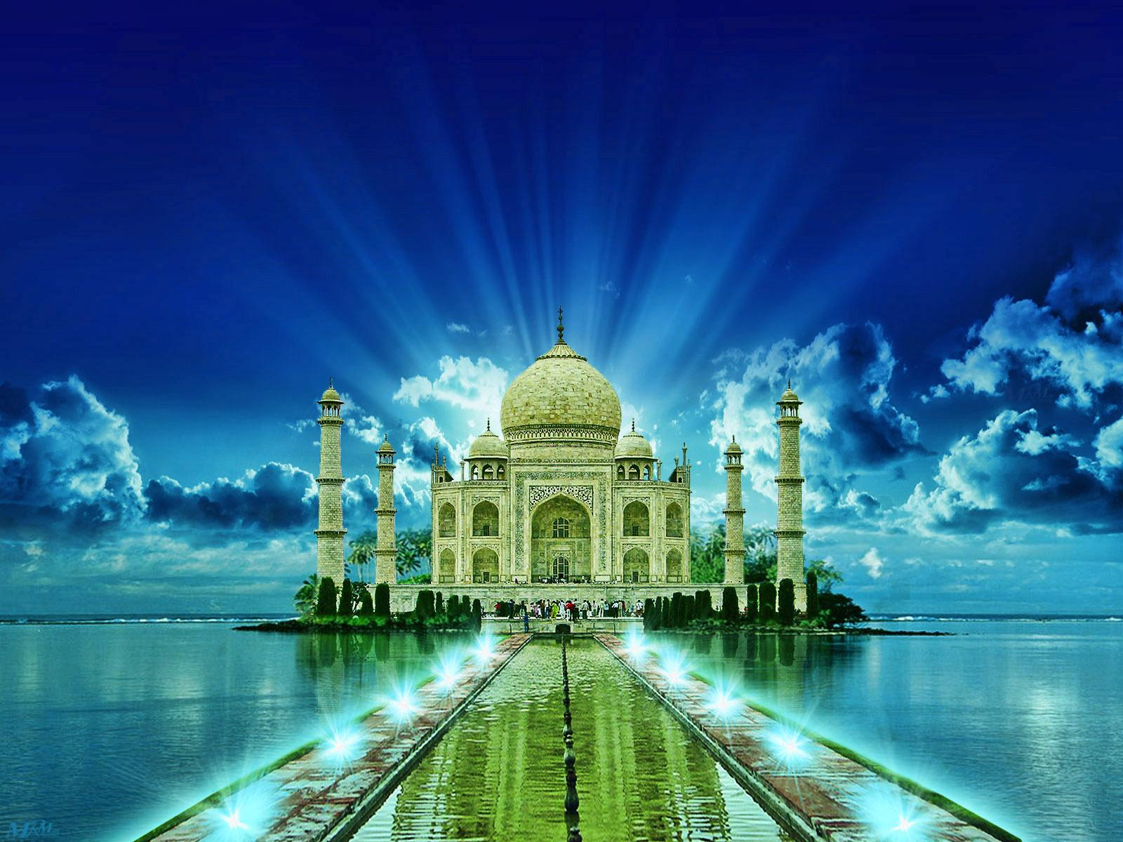 HD WALLPAPER GALLERY: Taj Mahal India Wallpaper