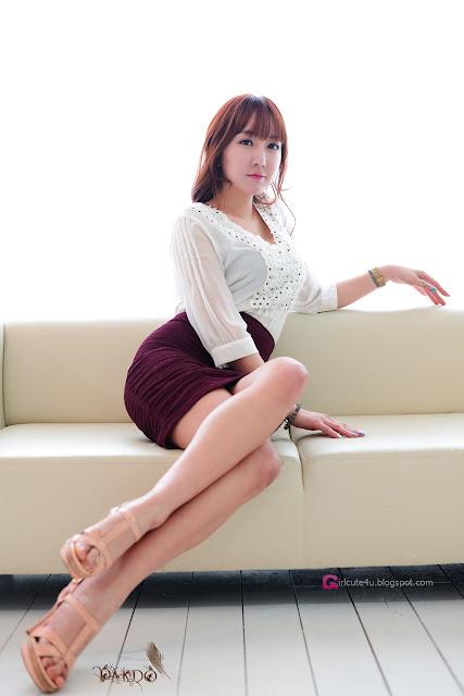 Xxx Nude Girls Elegant Yoon Seul-4024