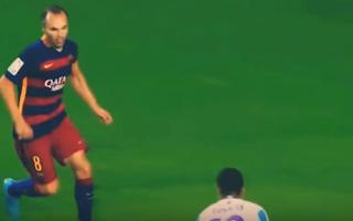 الموقع الرسمى لبرشلونة:إنييستا اتخذ قراره النهائى بالرحيل عن الفريق نهاية الموسم