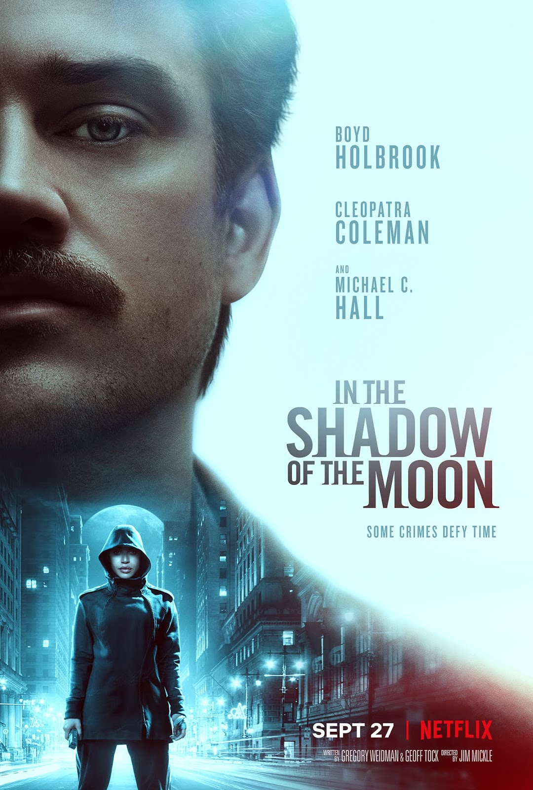 In the Shadow of the Moon (2019) Dual Audio 480p 720p