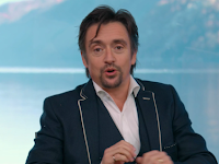 Ouch, Richard Hammond Accident While Riding the Rimac!