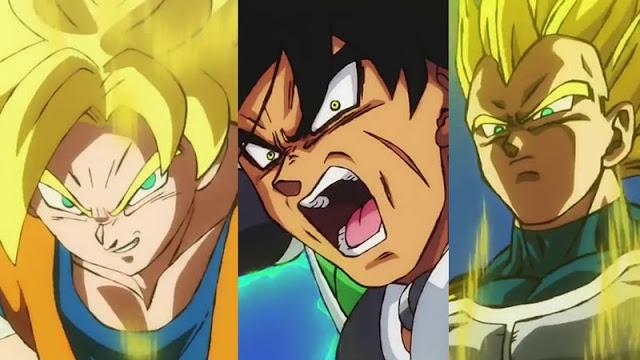 Nuevo vídeo promocional para Dragon Ball Super: Broly!!