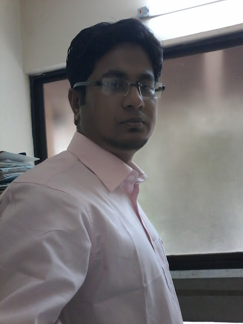 Muzahid Islam Office Audit Time Selfie