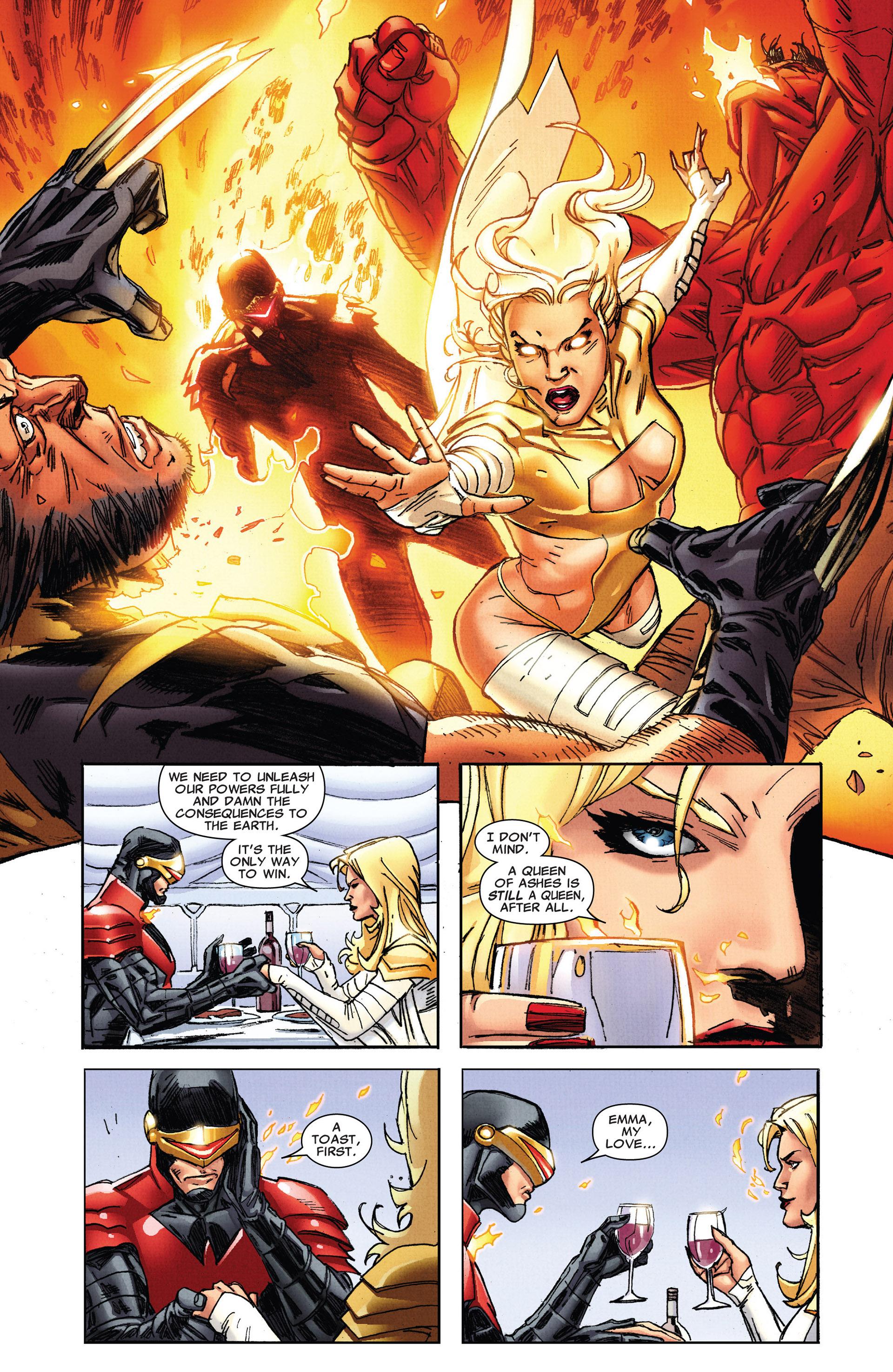 Read online Uncanny X-Men (2012) comic -  Issue #18 - 20