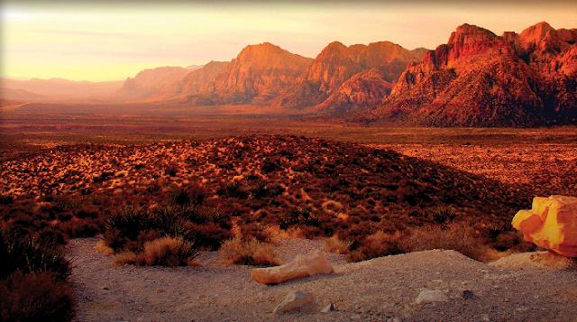 10 fatos sobre o Red Rock Canyon em Las Vegas