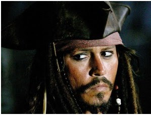 english famous characters jack captain sparrow box