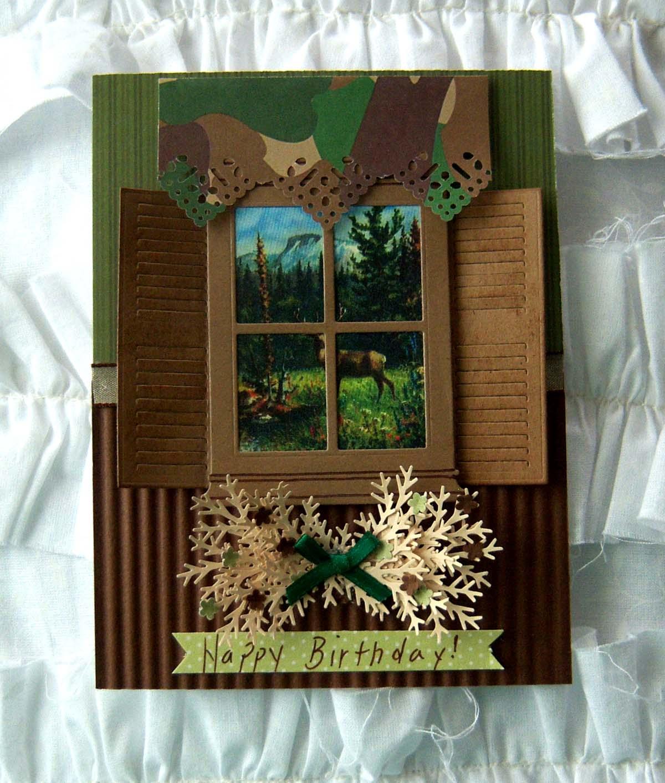 поздравительные открытки с окошком временем