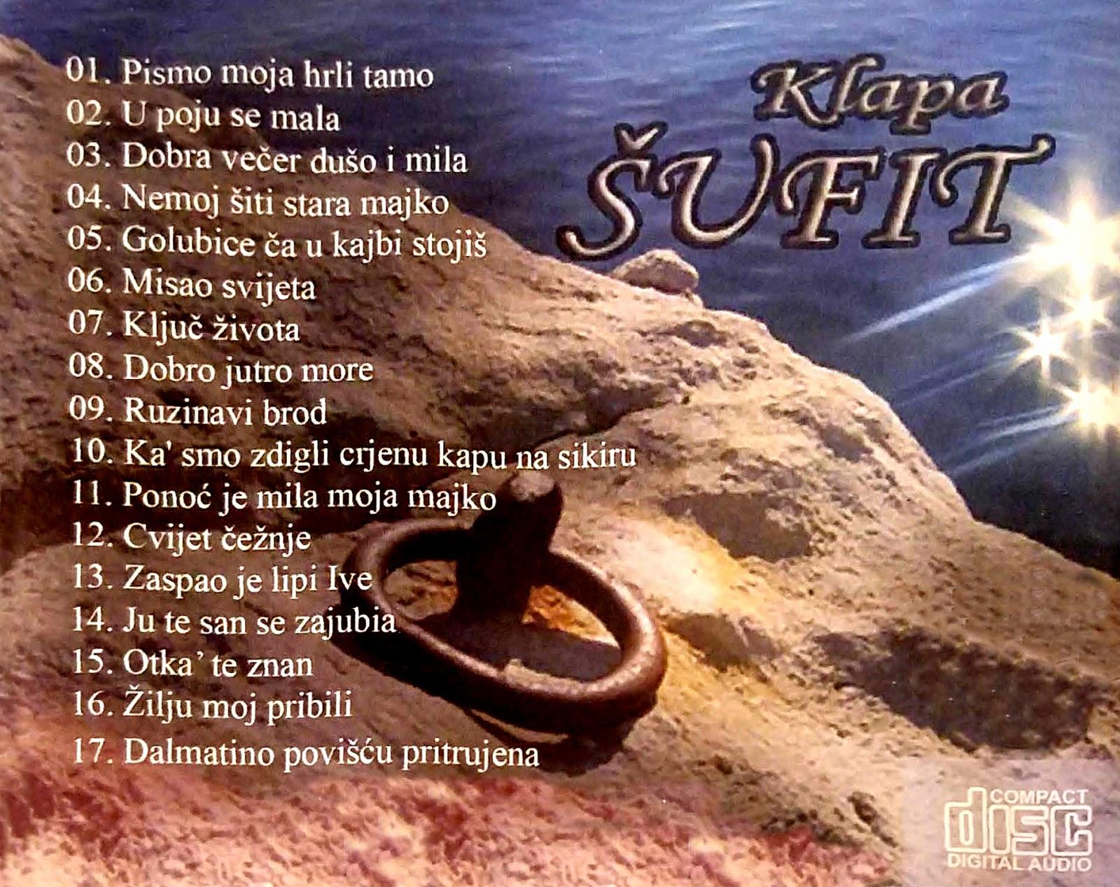 Muzika Balkana Balkan Music Klapa Sufit Pismo Moja Hrli Tamo