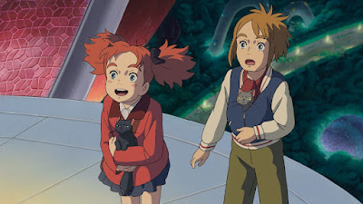 Nippon Review: Meari To Majo No Hana (Mary and the Witch's Flower)