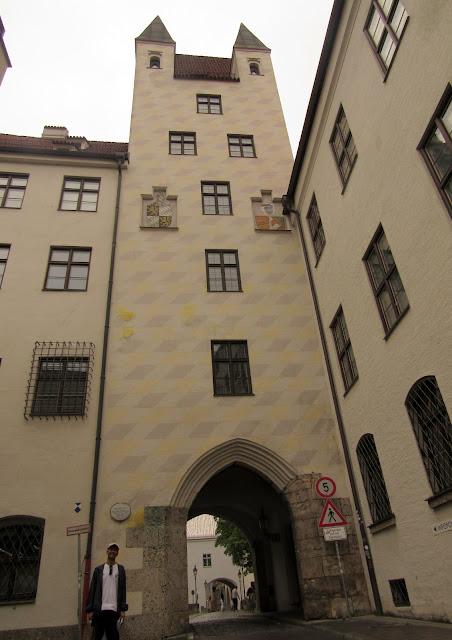 Alter Hof - Corte Velha O que ver em Munique