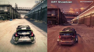 DIRT SHOWDOWN pc game waalpapers|screenshots|images