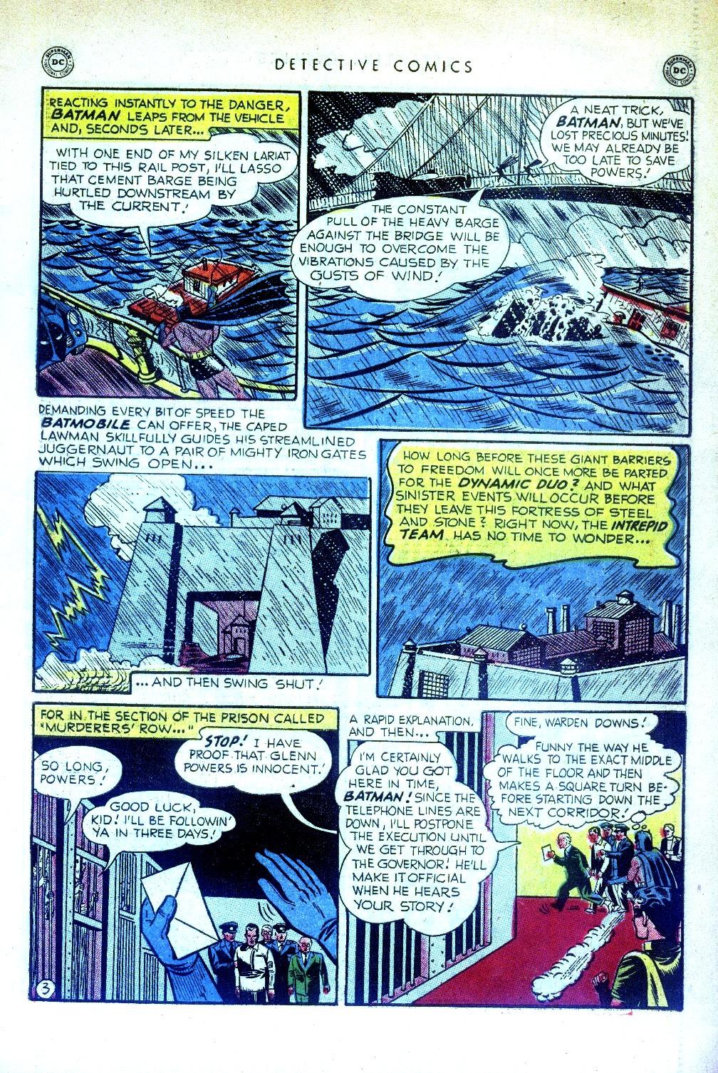 Read online Detective Comics (1937) comic -  Issue #169 - 5