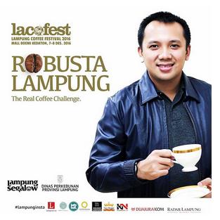 Lacofest 2016 (Lampung Coffee Festival 2016): Ajang Silaturahmi Para Penikmat Kopi