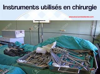 Instruments utilisés en chirurgie .pdf