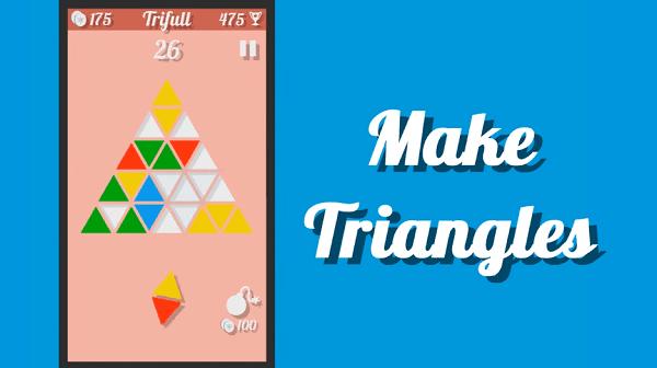 حمل مجانا اللعبة المسلية  Trifull على تليفونك