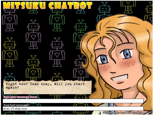 3mn review : Mitsuku chatbot - Alashazam