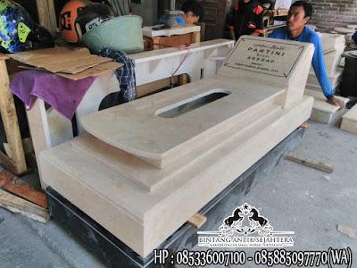 Marmer Makam Bandung, Kijing Makam Marmer, Model Makam Marmer