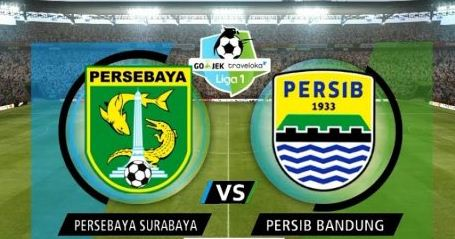 Persebaya vs Persib Bandung Resmi Ditunda