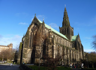 Catedral de Glasgow.