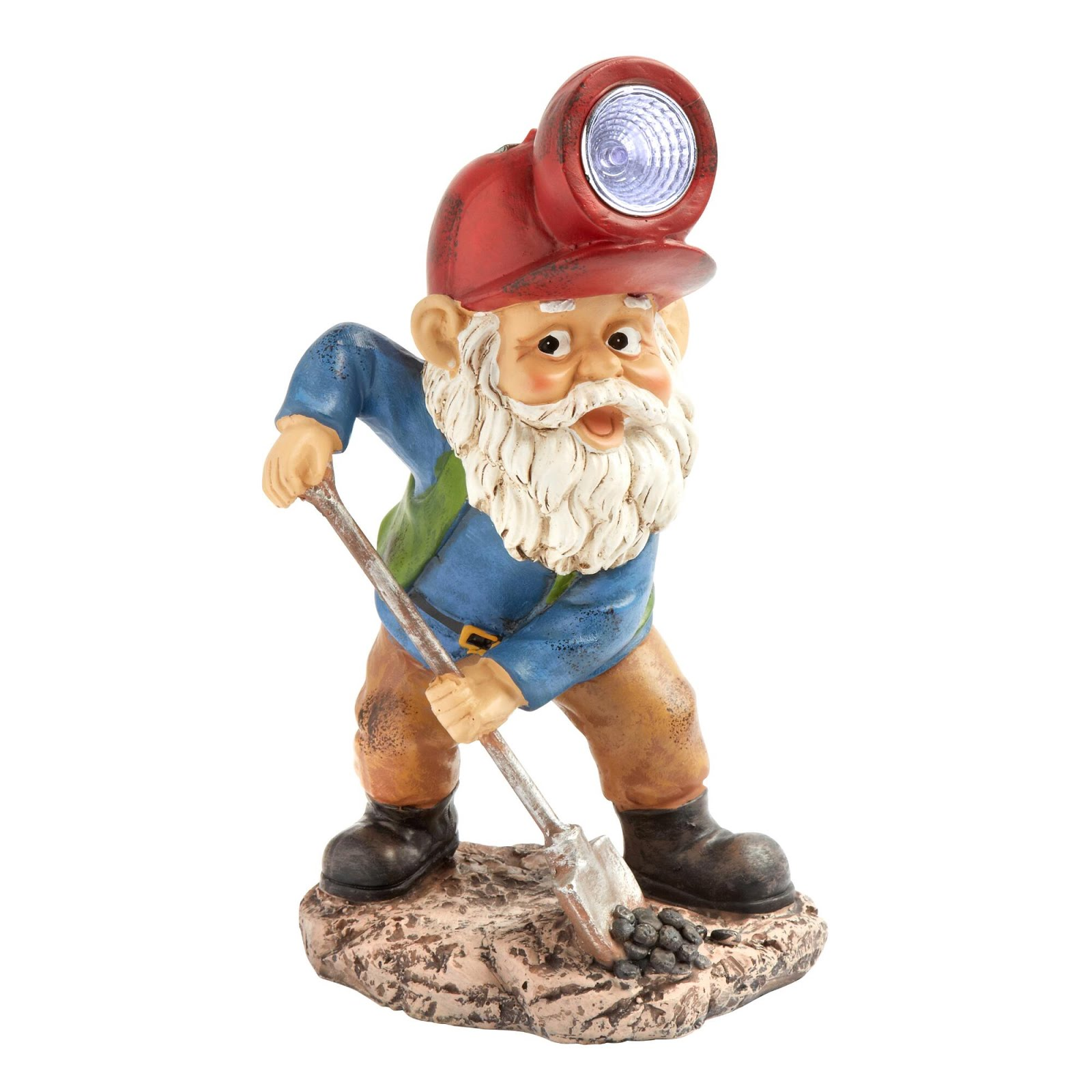 Echoes From The Geekcave: RMA: Gnomes