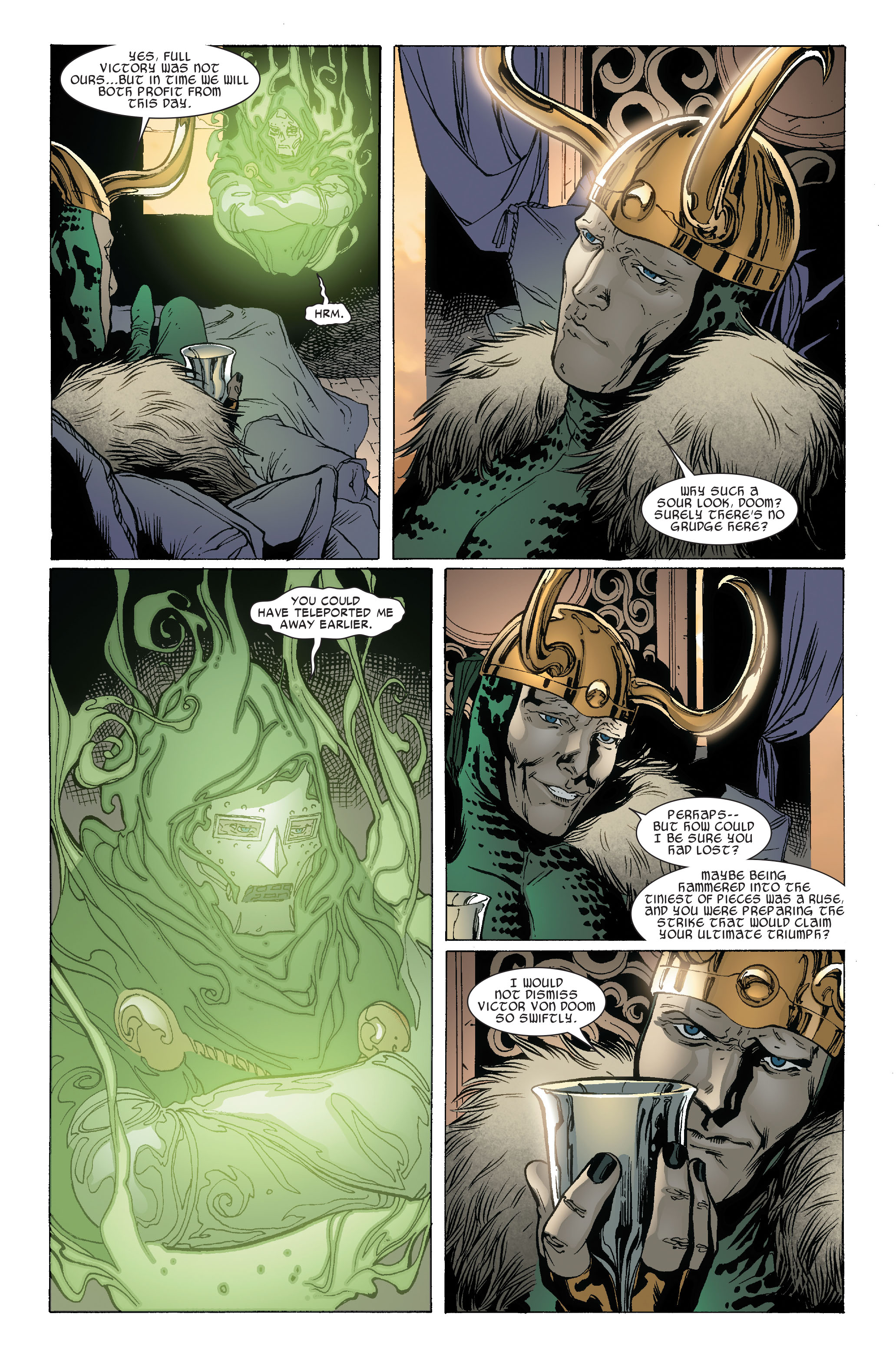 Thor (2007) Issue #606 #19 - English 20