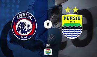 Susunan Pemain Arema FC vs Persib Bandung - Liga 1 Minggu 15 April 2018