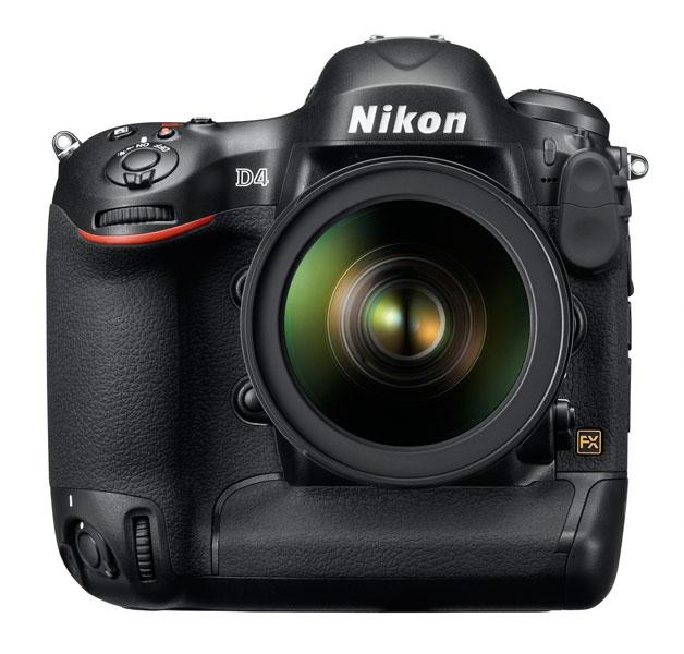 Fotografia della Nikon D4