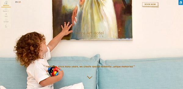 Keros Art Hotel