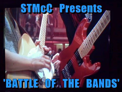 STMcC Presents 'BATTLE OF THE BANDS'