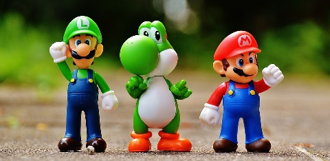 9. New Super Mario Bros