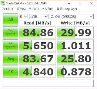 TOSHIBA EXCERIA THN-N302R0640A4 [64GB]