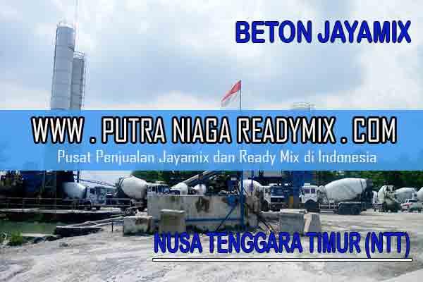 Harga Beton Jayamix Nusa Tenggara Timur