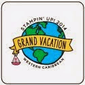 Stampin' Up! Western Caribbean Incentive Trip 2014