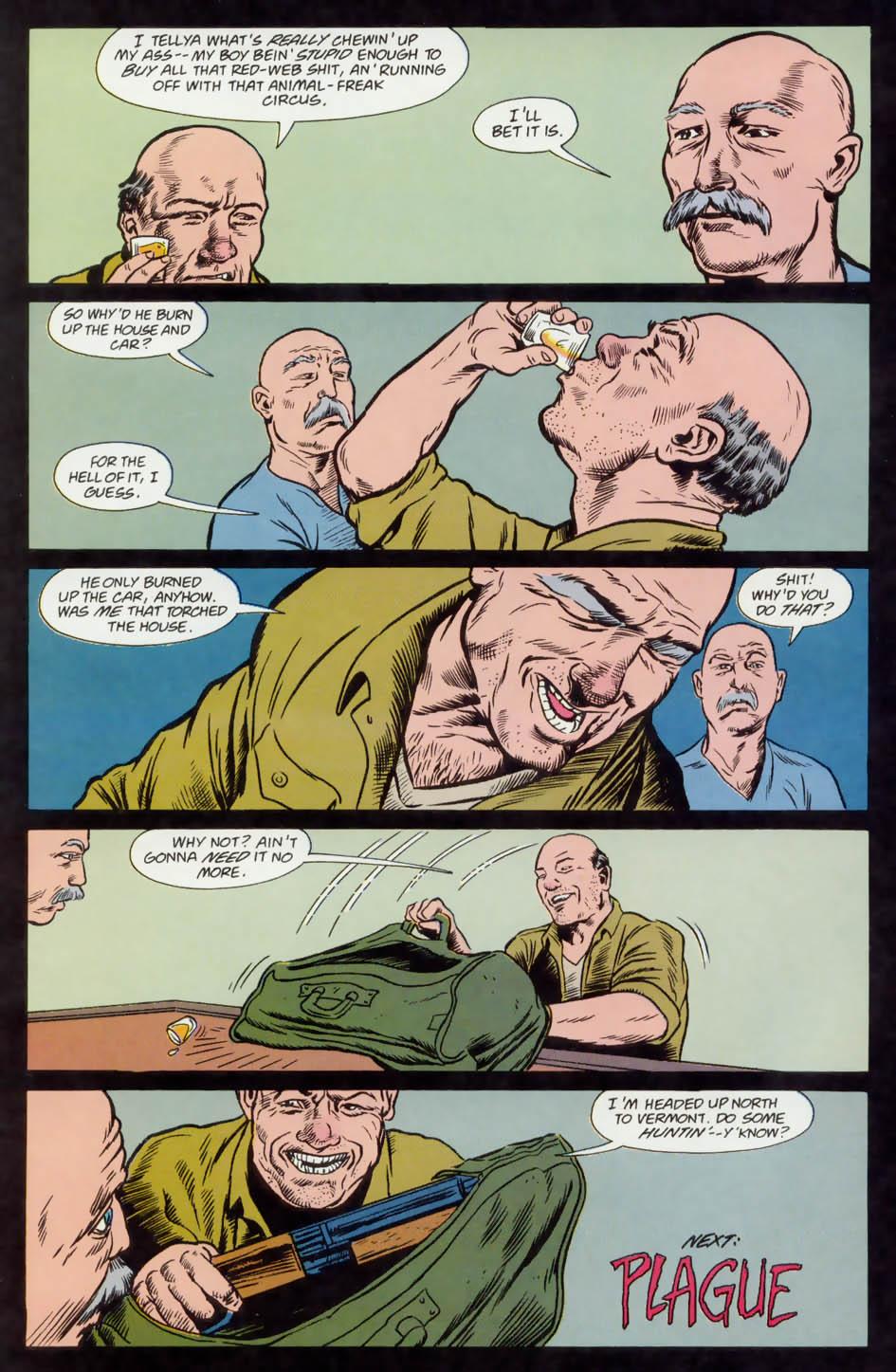 Read online Animal Man (1988) comic -  Issue #74 - 25
