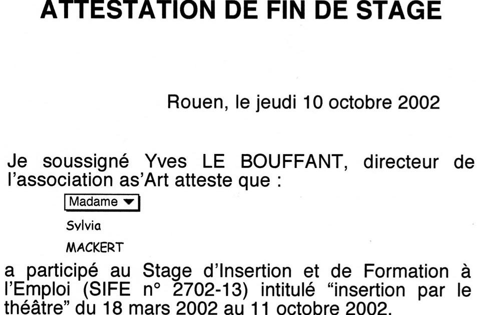 Blog D Expression Les Stages D Insertion