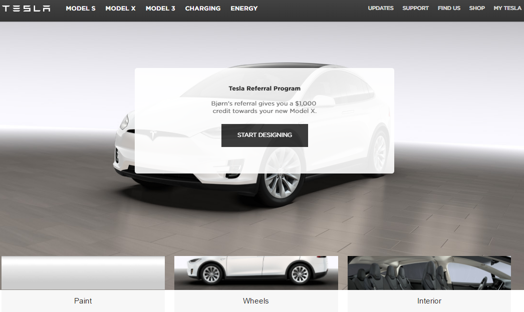 TESLA UPDATES: Tesla launches new Referral Program with ...