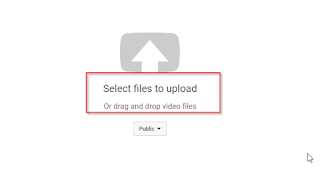 cara memasukan video ke youtube, cara mengupload video ke youtube, cara memasukkan video ke youtube