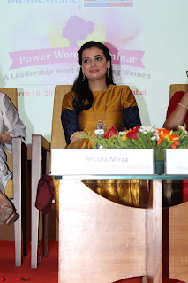 Dia Mirza Attends Power Women Seminar To Celete Womens Day 016.JPG