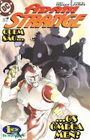 O Retorno de Adam Strange #4