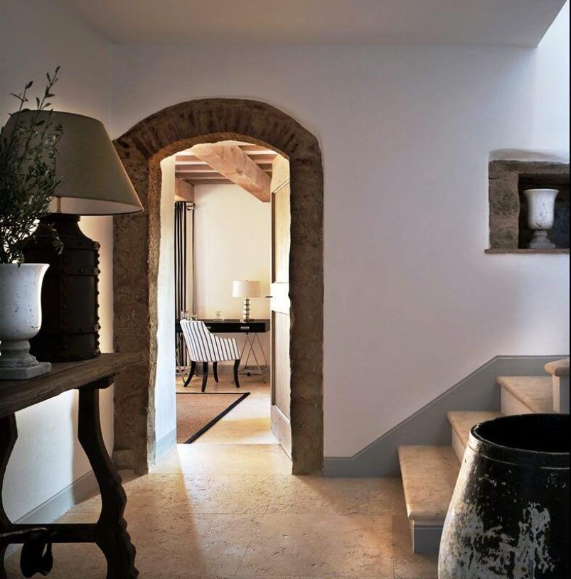 Beautiful Modern Classic Italian Villa With Tuscan Style