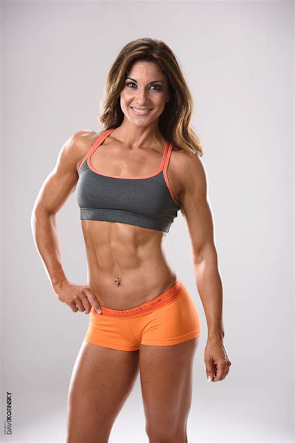 40 Best Images About Railing Fencing On Pinterest: Female Fitness, Figure And Bodybuilder Competitors: Maggie